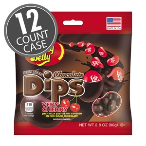 Chocolate Dips Cherry - 12ct